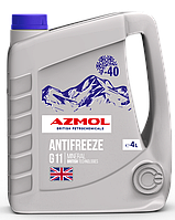 Antifreeze G-11 AZMOL кан. 4л. ГОТОВЫЙ