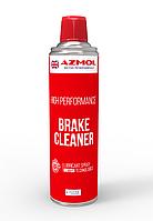 Очищувач гальмівних колодок Azmol Brake Cleaner спрей 500мл