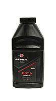 Гальмівна рідина Azmol DOT-4 кан. 250мл