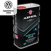 Масло AZMOL Ultra Plus 5W-30 504.00/507.00 кан. 1л.
