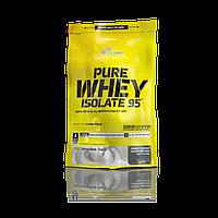 Сывороточный протеин изолят Olimp Pure Whey Isolate 95 (600 г) олимп пур вей peanut butter