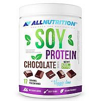 Соевый протеин изолят AllNutrition Soy Protein (500 г)олл нутришн White Cholocate Pineapple