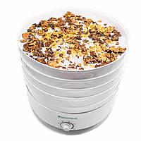 Сушилка для овощей и фруктов Grunhelm BY1162 520 Вт (5 локтов)