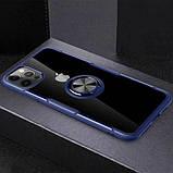 "Протиударний чохол Deen CrystalRing під магнітний тримач для Apple iPhone 12 Pro Max (6.7""), фото 2"
