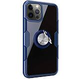 "Протиударний чохол Deen CrystalRing під магнітний тримач для Apple iPhone 12 Pro Max (6.7""), фото 4"