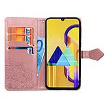 Кожаный чехол (книжка) Art Case с визитницей для Samsung Galaxy M30s / M21, фото 6