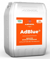 Реагент Azmol AdBlue кан. 10л.