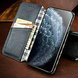Шкіряний чохол книжка GETMAN Cubic (PU) для Samsung Galaxy A31, фото 6