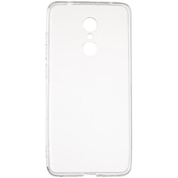 Ультратонкий силиконовый чехол Ultra Thin Air Case для Xiaomi Redmi 5