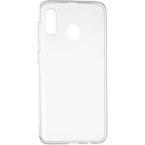 Ультратонкий силіконовий чохол Ultra Thin Air Case для Samsung Galaxy A20 (A205)