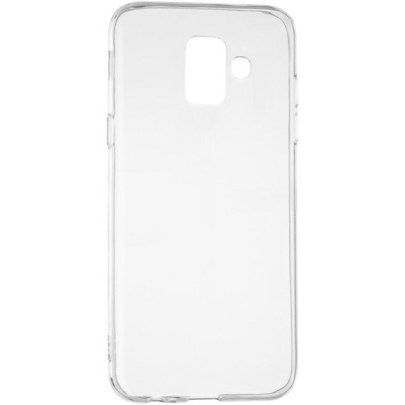 Ультратонкий силіконовий чохол Ultra Thin Air Case для Samsung Galaxy A6 2018 (A600)