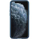 "Карбоновая накладка Nillkin Camshield (шторка на камеру) для Apple iPhone 12 Pro / 12 (6.1""), фото 2"