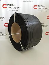 16*1 черная усиленная полипропиленовая лента