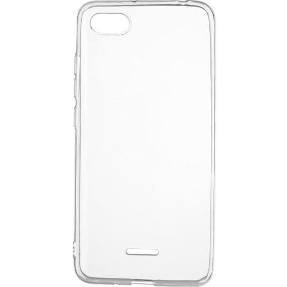 Ультратонкий силіконовий чохол Ultra Thin Air Case для Xiaomi Redmi 6a