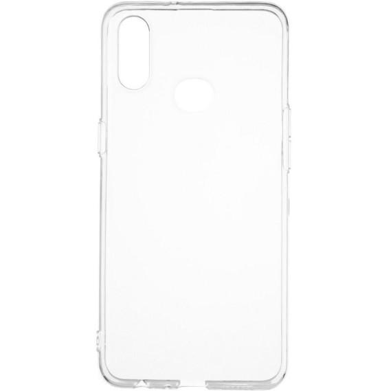 Ультратонкий силіконовий чохол Ultra Thin Air Case для Samsung Galaxy A10s (A107)