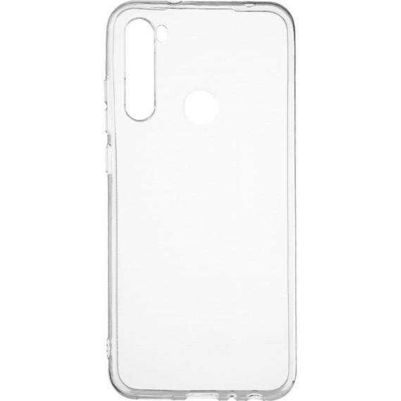 Ультратонкий силіконовий чохол Ultra Thin Air Case для Xiaomi Redmi Note 8t