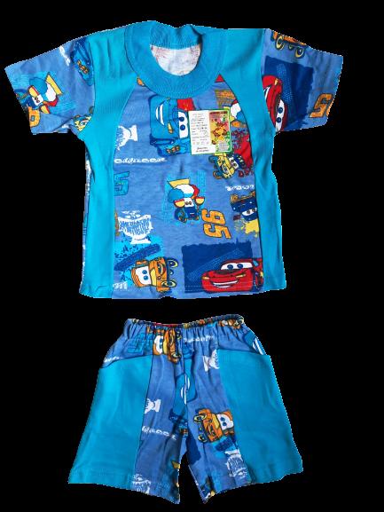 """Дитячі костюми футболка шорти """"Макс"""" для хлопчика р. 56. Від 3шт по 36грн"""