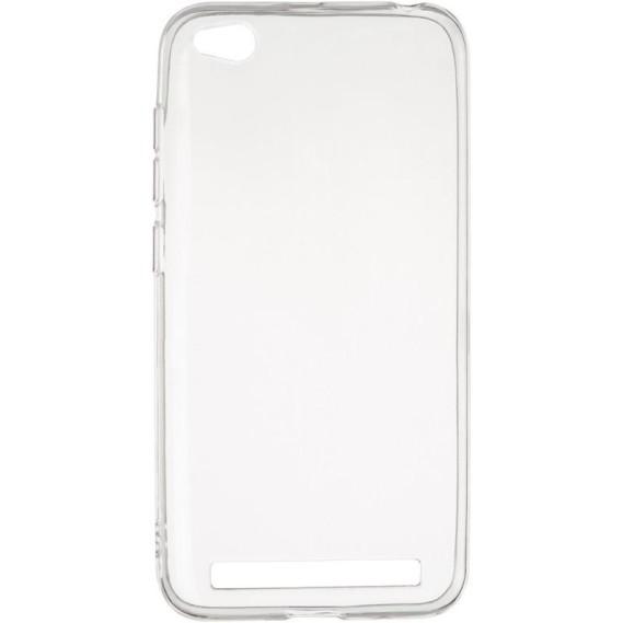 Ультратонкий силиконовый чехол Ultra Thin Air Case для Xiaomi Redmi 5a