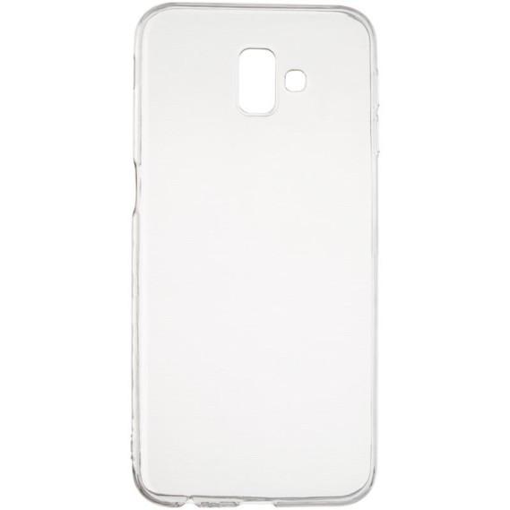 Ультратонкий силіконовий чохол Ultra Thin Air Case для Samsung Galaxy J6 Plus (J610)