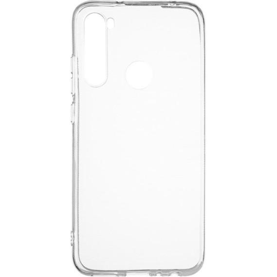 Ультратонкий силіконовий чохол Ultra Thin Air Case для Xiaomi Redmi Note 8