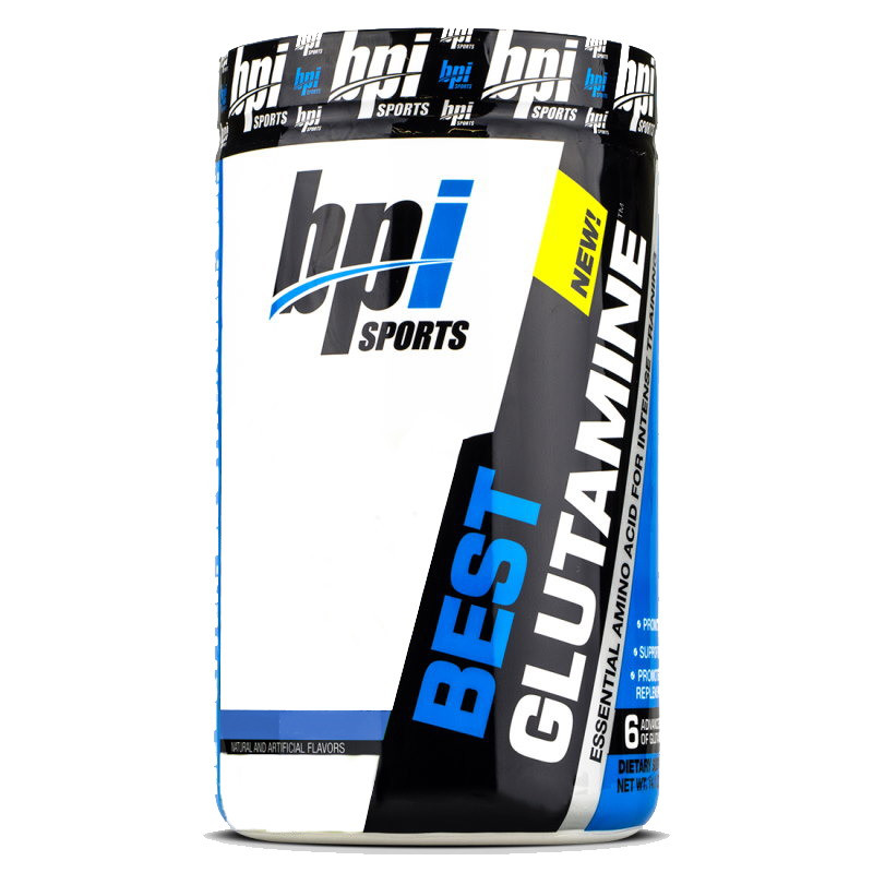 Амінокислота BPI Sports BEST Glutamine, 400 грам манго, Персик