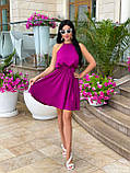 Літнє плаття жіноче Софт Розмір 42 44 46 48 В наявності 5 кольорів, фото 5