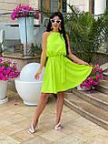 Літнє плаття жіноче Софт Розмір 42 44 46 48 В наявності 5 кольорів, фото 7