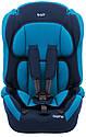 Автокресло Bair Alpha 1/2/3 (9-36 кг) DA1929 темно-синий - темно-бирюзовый, фото 2