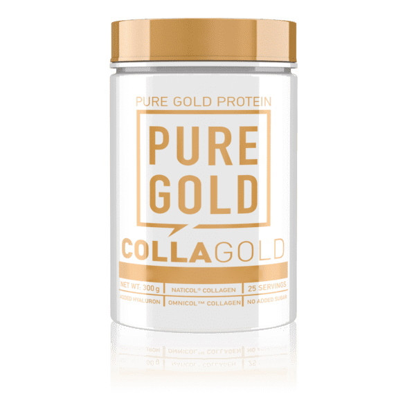 Для суставов и связок Pure Gold Protein CollaGold, 300 грамм Пина-колада