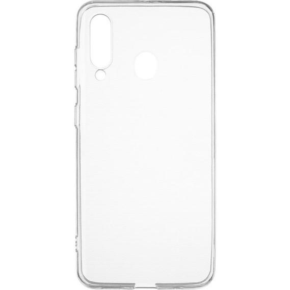 Ультратонкий силіконовий чохол Ultra Thin Air Case для Samsung Galaxy A60 (A606)