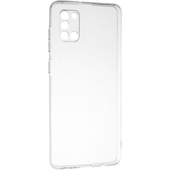 Ультратонкий силіконовий чохол Ultra Thin Air Case для Samsung Galaxy A31 (A315)