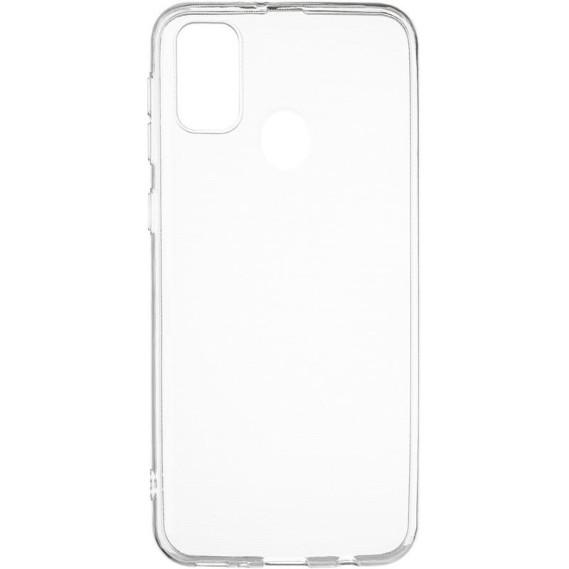 Ультратонкий силіконовий чохол Ultra Thin Air Case для Samsung Galaxy M30s/M21 (M307/M215)