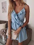 Красивый летний сарафан женский Софт Размер 42 44 В наличии 6 цветов, фото 3
