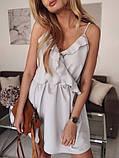 Красивый летний сарафан женский Софт Размер 42 44 В наличии 6 цветов, фото 4