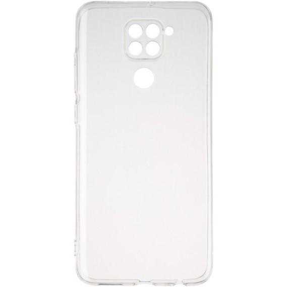 Ультратонкий силіконовий чохол Ultra Thin Air Case для Xiaomi Redmi Note 9