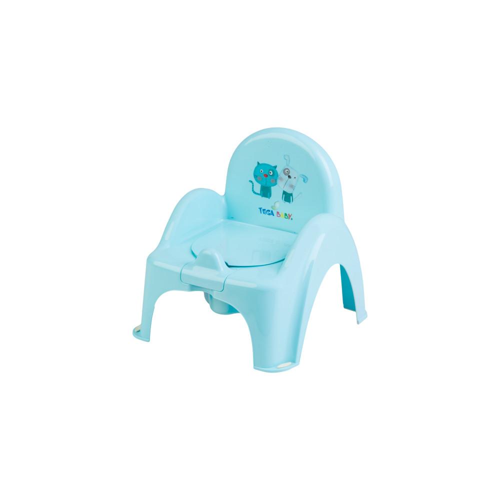 Горщик-стільчик Tega Dog & Cat PK-101 007 light blue