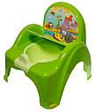 Горщик-стільчик Tega Safari SF-010 125 green, фото 2