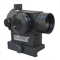 Коллиматорный прицел Konus Atomic-QR 1x20, фото 1
