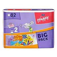 Подгузники Bella Happy Mini 2 (3-6кг.) 82 шт.
