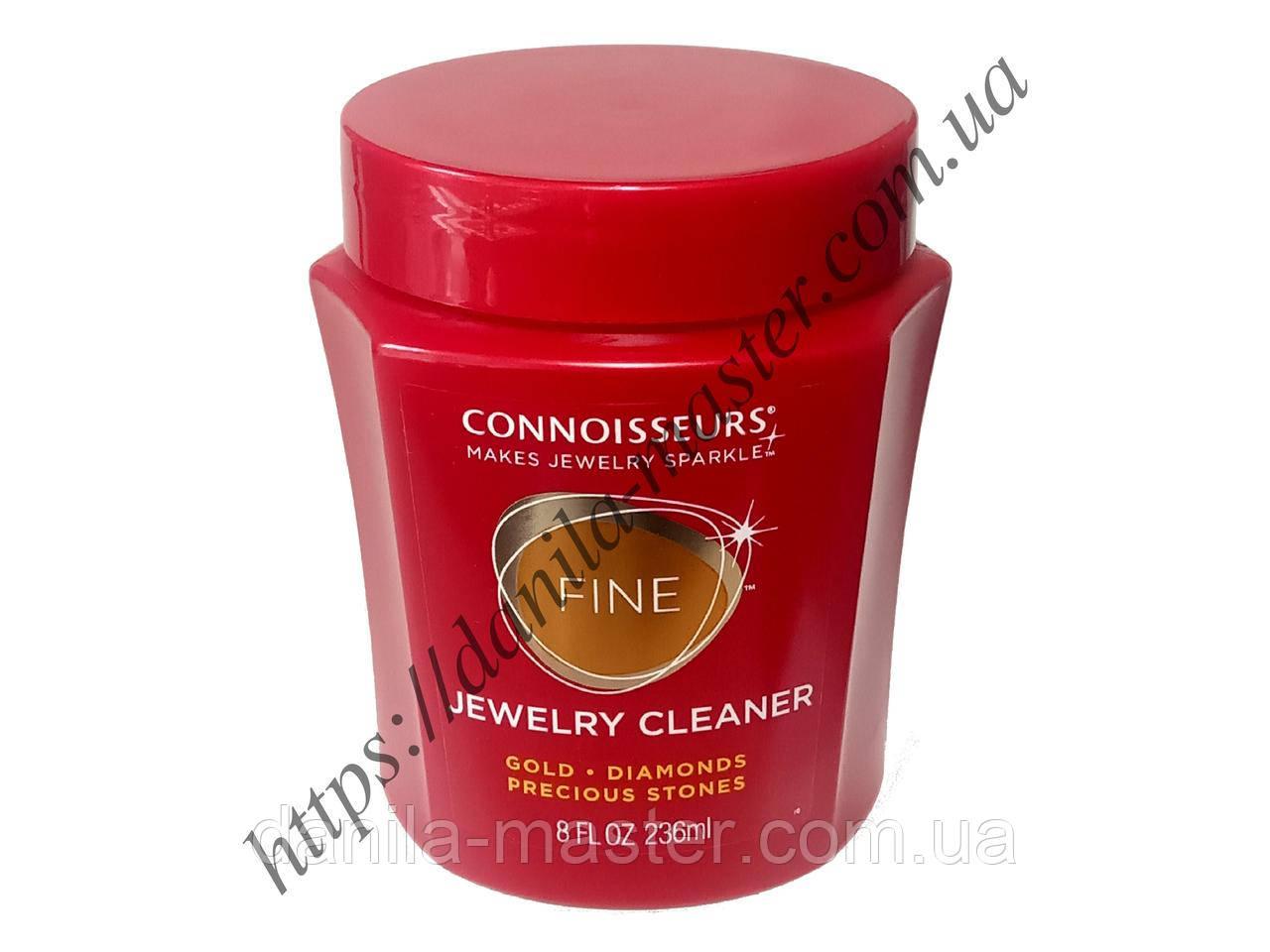 Концентрат для очищення золотих виробів (236 мл) CONNOISSEURS