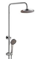 Душевая колонна со смесителем Haiba VITO 003-J латунная хромированная душевая система душевая система в ванную