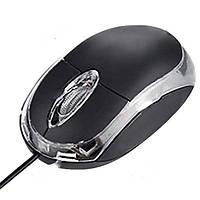 Проводная мини мышка для компьютеров и ноутбуков Mouse Mini G631, фото 1