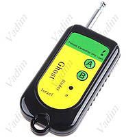 Пассивный детектор радиосигнала для поиска скрытых устройств, жучков, камер