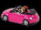"""Лялька з машинкою 6633 C (12/2) """"Автомобільну подорож"""", світло, звук, 2 ляльки, машина, в коробці [Коробка] -, фото 2"""