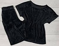 Черный спортивный костюм Молодежная одежда