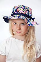 Пляжний головний убір літня дитяча шапочка для дівчинки