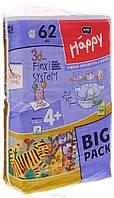 Подгузники Bella Happy Maxi 4+ (9-20 кг.) 62шт.