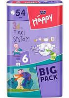 Подгузники Bella Happy Junior Extra 6 (16+ кг) 54шт.