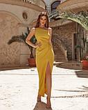 Вечірнє плаття жіноче Костюмка Розмір 42 44 46 48 В наявності 4 кольори, фото 8