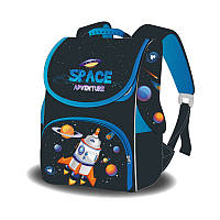 Ранец-короб ортопедический, Space adventure, 33*26*26см, Space, В.